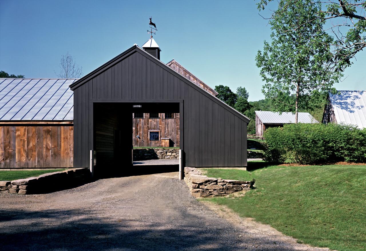 Norwich Vermont Leonard Woods Architect New York Ny