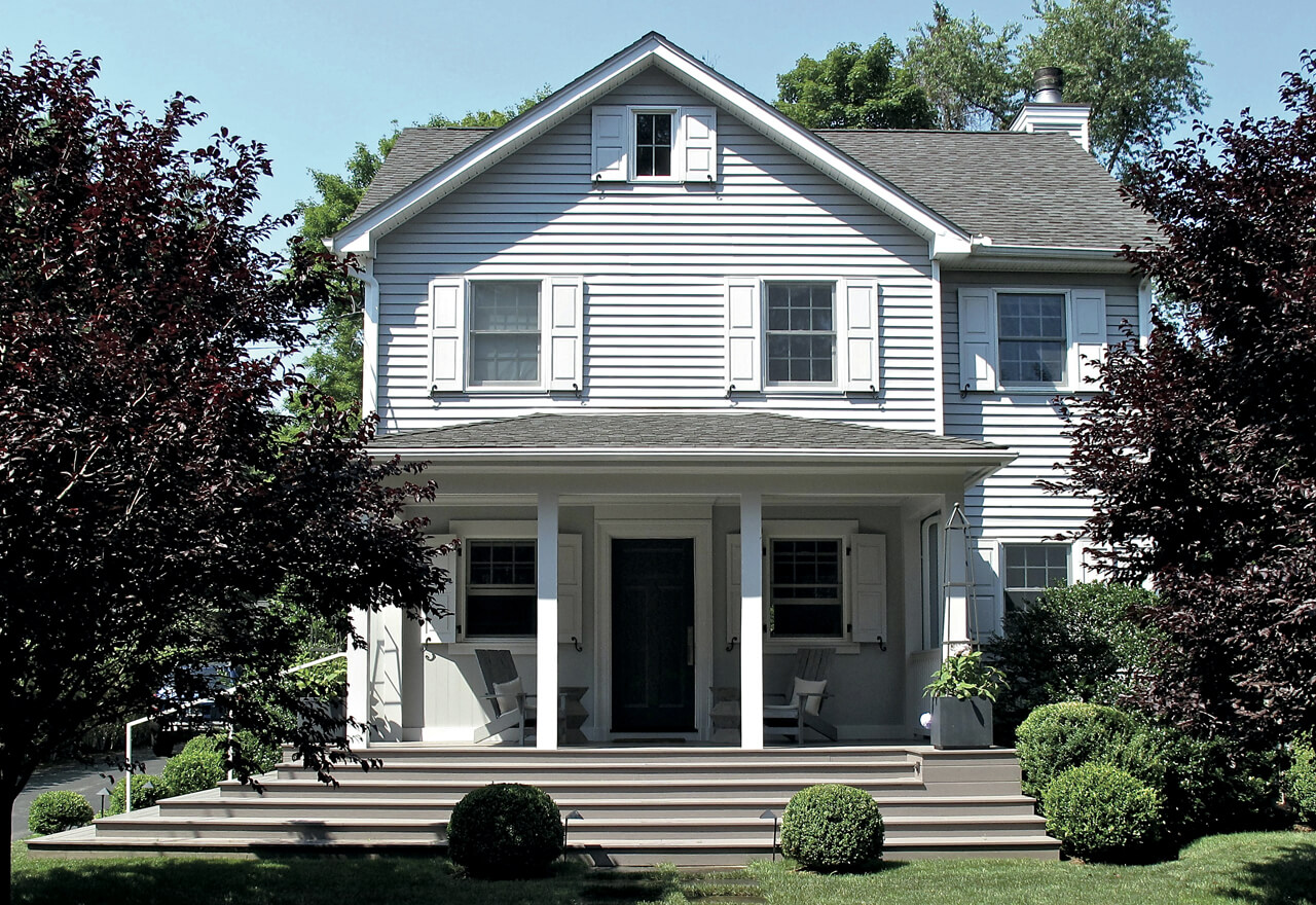 Bedford Village, New York | Leonard Woods : Architect New ...